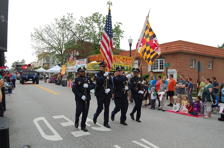 MSF-Parade